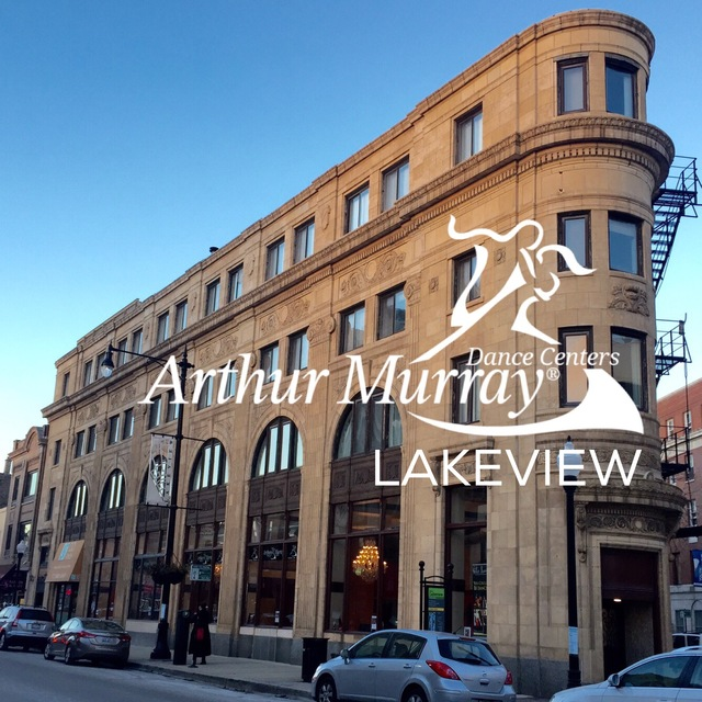 Arthur Murray Lakeview, Chicago, IL logo
