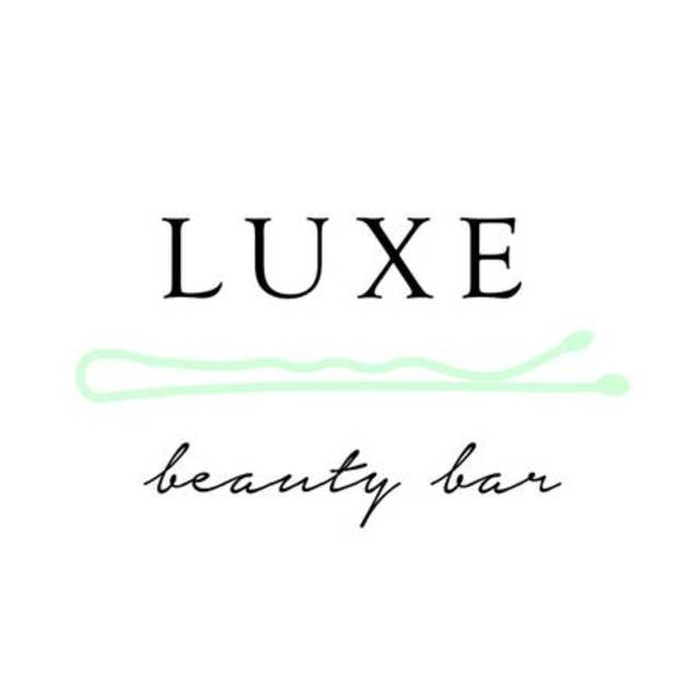 Luxe Beauty Bar, Pleasanton, CA logo