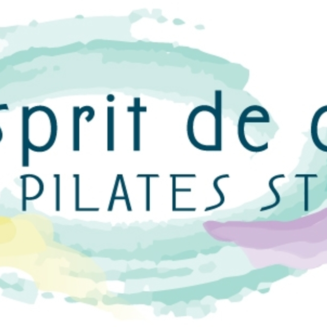 Esprit de Core Pilates Studio, Los Altos, CA logo