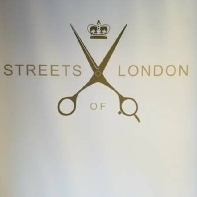 Streets of London Salon, Chicago, IL logo