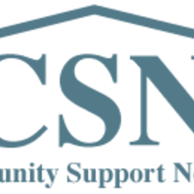 Community Support Network, Santa Rosa, CA logo
