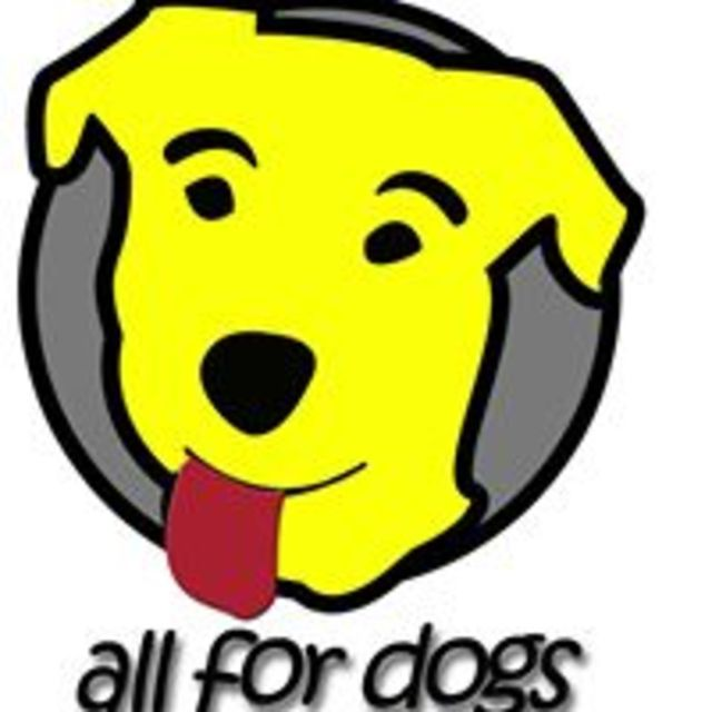 All For Dogs Pet Services, South Elgin, IL logo