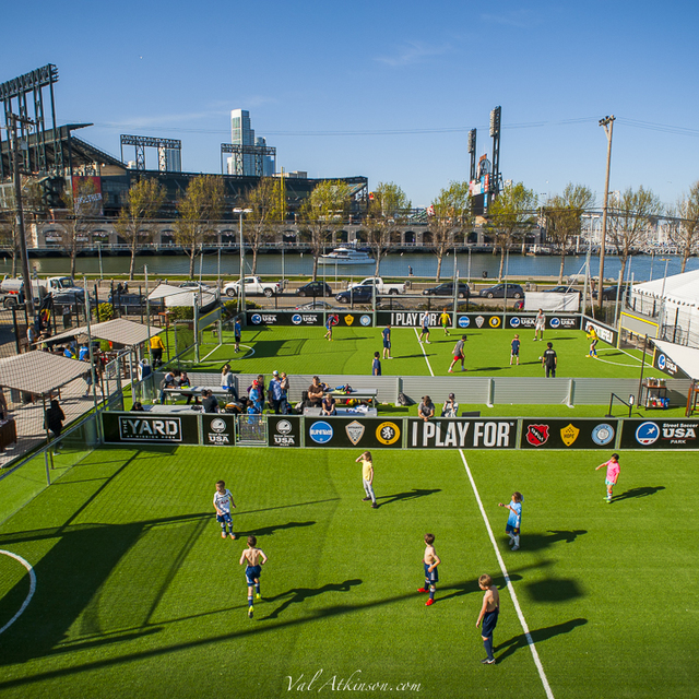 Street Soccer Park, San Francisco, CA - Localwise business profile picture