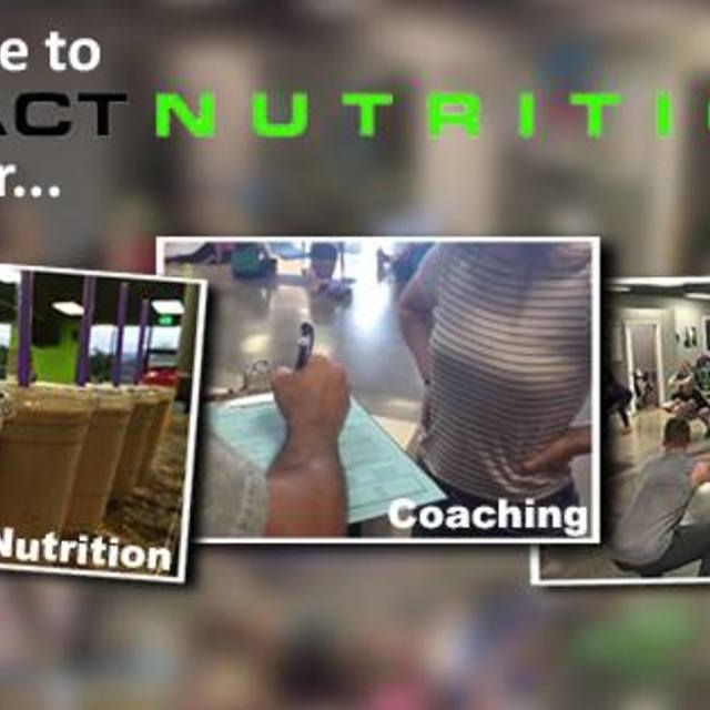 IMPACT NUTRITION, Folsom, CA - Localwise business profile picture