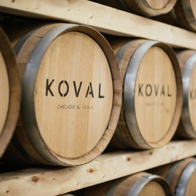 KOVAL, Chicago, IL logo