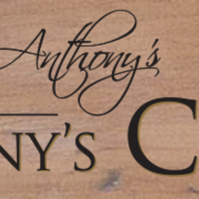 Anthony's Cookies, Berkeley, CA logo