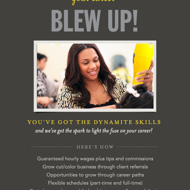 Drybar, San Francisco, CA - Localwise business profile picture