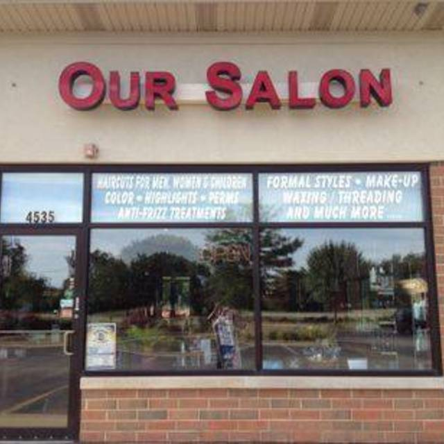 Our salon, Oswego, IL logo