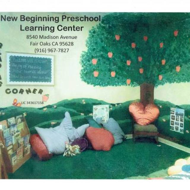 A New Beginning Preschool Learning Center, Fair Oaks, CA - Localwise business profile picture