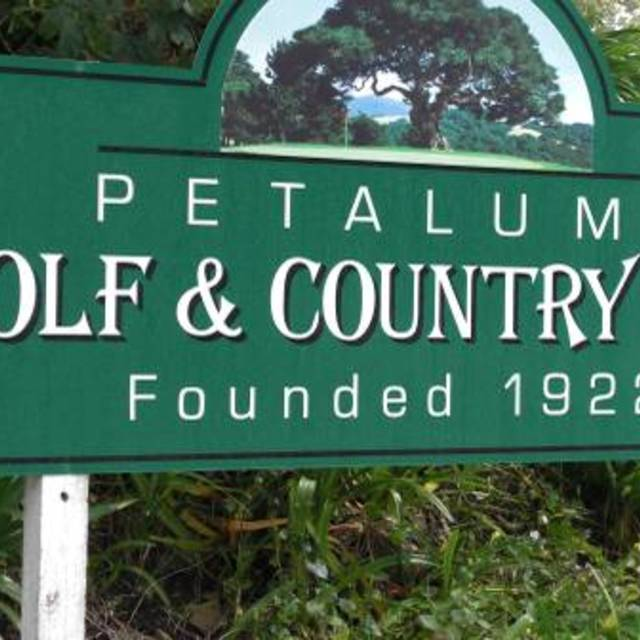 Petaluma Golf and Country Club, Petaluma, CA logo