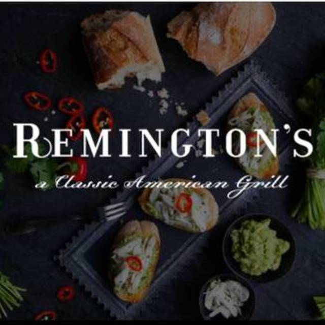 Remington's, Chicago, IL logo