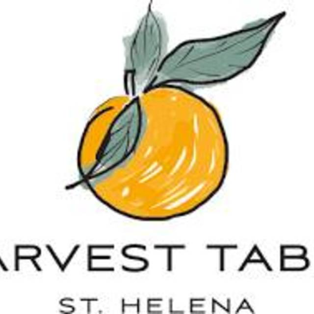 Harvest Table, Saint Helena, CA logo
