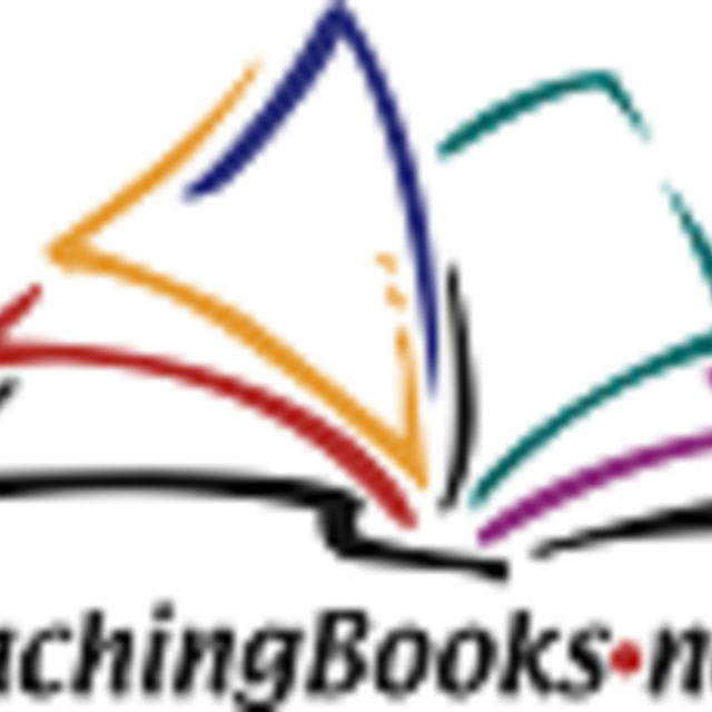 TeachingBooks.net, Berkeley, CA logo