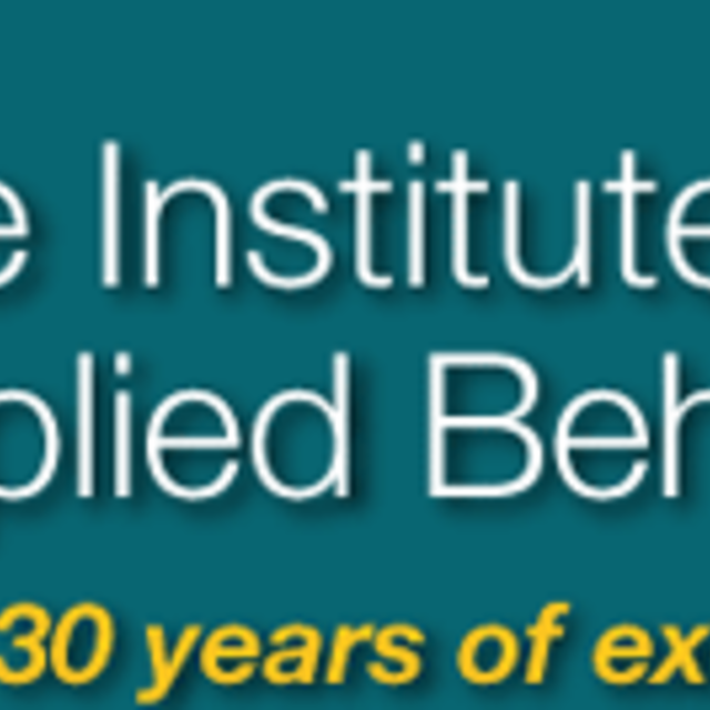 The Institute of Applied Behavior Analysis (IABA), Los Angeles, CA logo