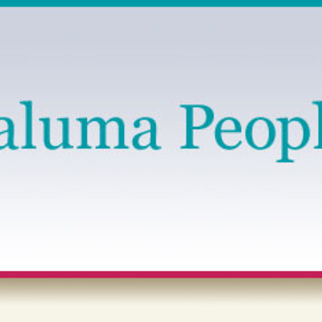 Petaluma People Services Center, Petaluma, CA logo