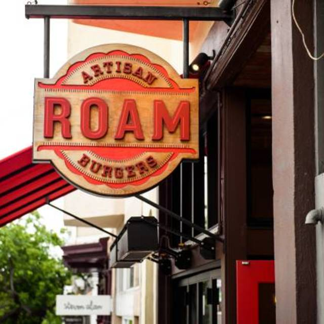 Roam Artisan Burgers, Oakland, CA - Localwise business profile picture