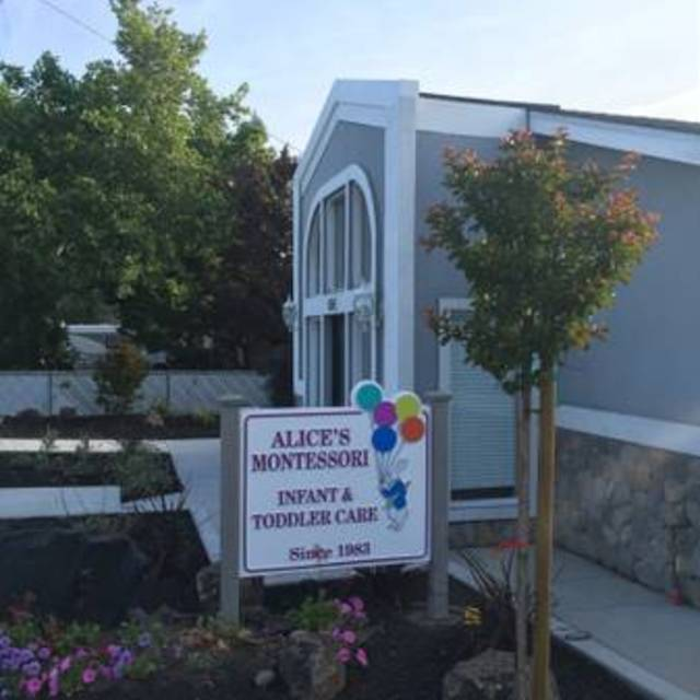 Alice's Montessori, Pleasant Hill, CA logo