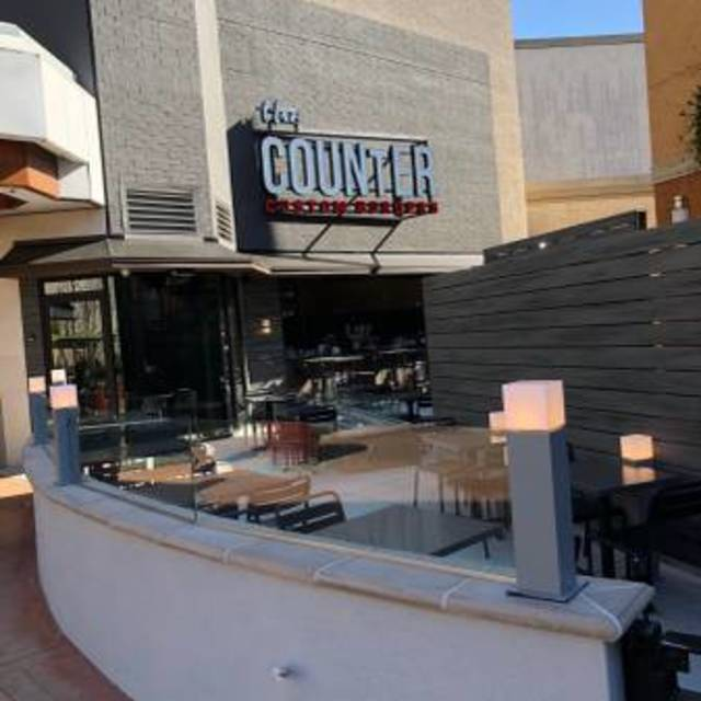 The Counter in Pleasanton, Pleasanton, CA logo