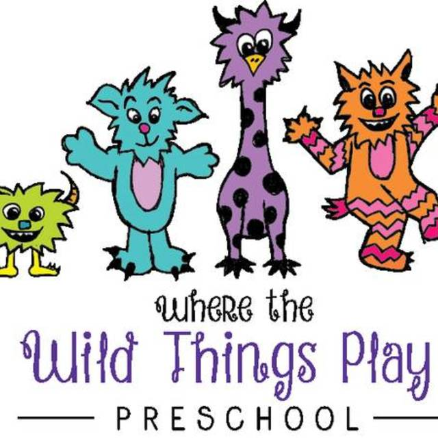 Where the Wild Things Play Preschool, Pleasant Hill, CA logo