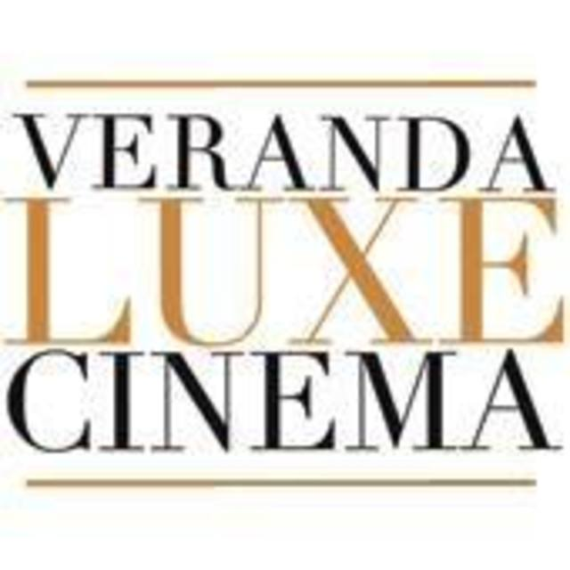 Veranda Luxe Cinema and Lounge, Concord, CA logo