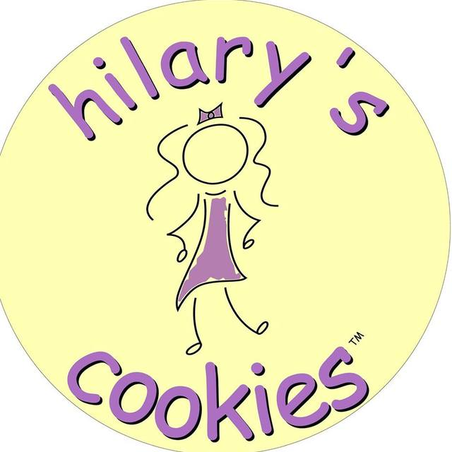 Hilary's Cookies, Chicago, IL logo