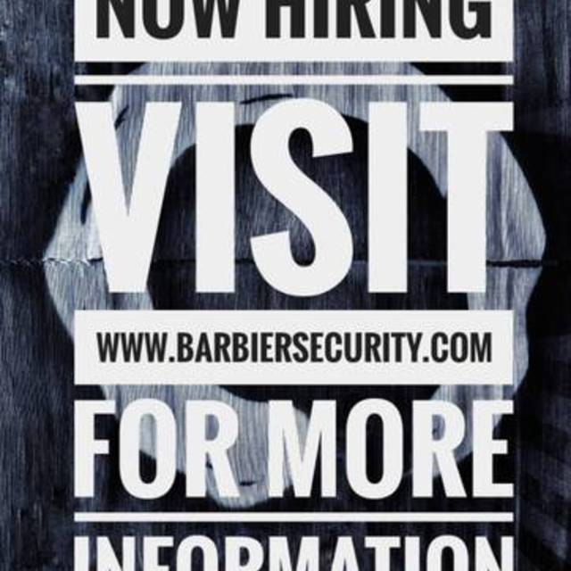 Barbier Security Group, San Rafael, CA logo