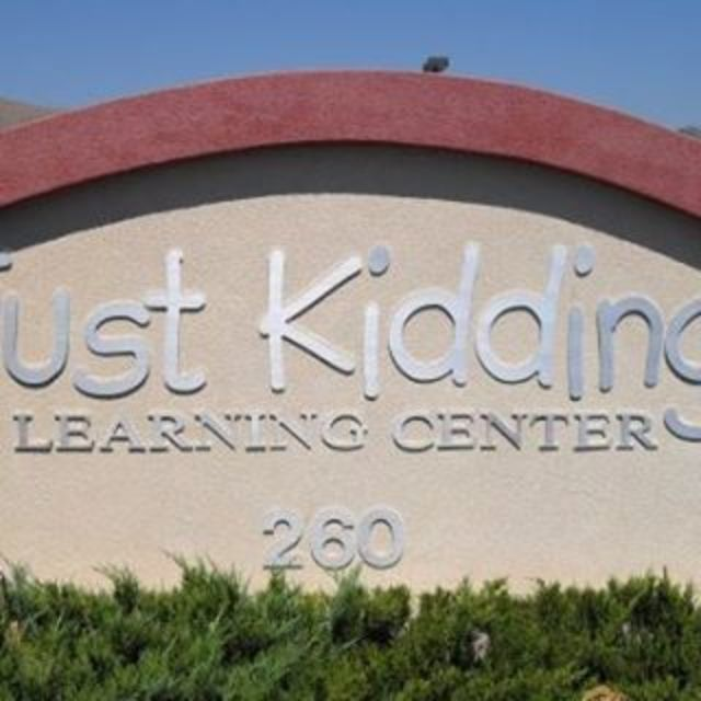 Kidding Learning Center, Sparks, NV logo