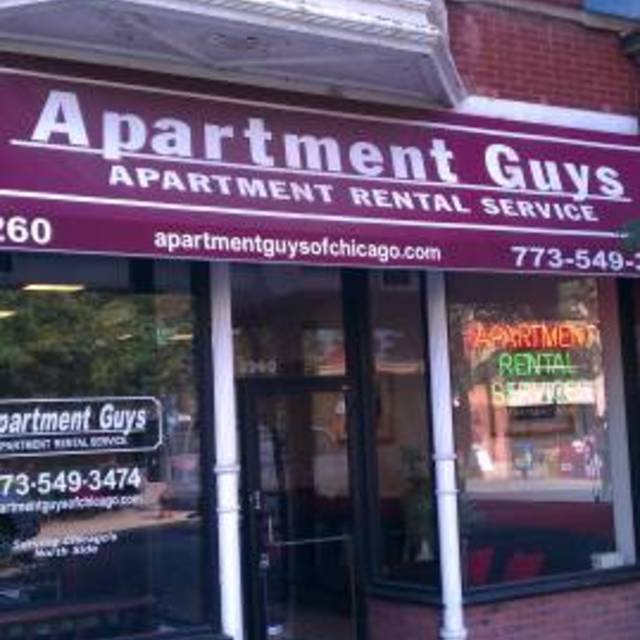 Apartment Guys, Chicago, IL logo