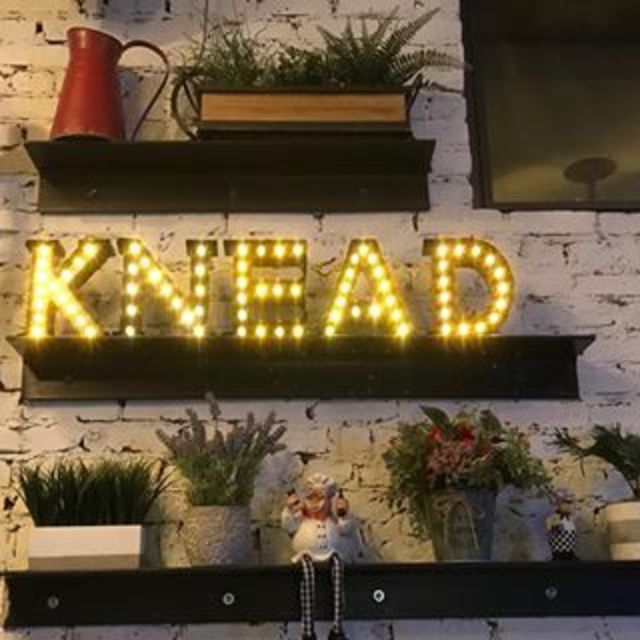 Knead, Chicago, IL logo