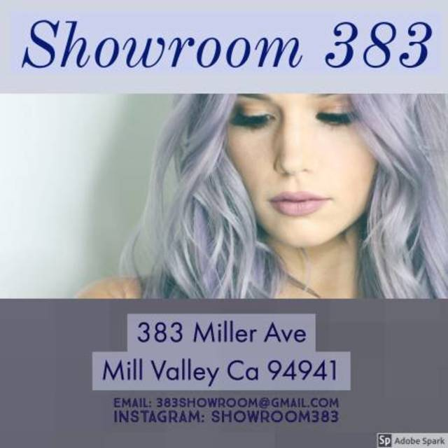 showroom383 Salon, Mill Valley, CA logo