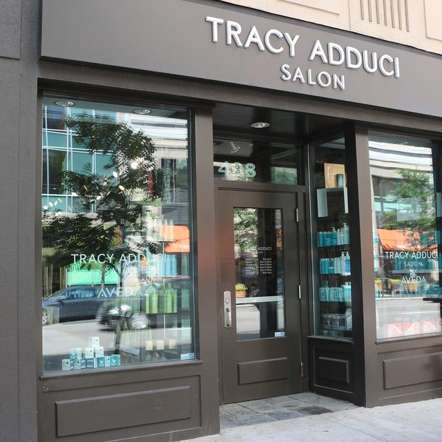 Tracy Adduci Salon, Chicago, IL logo