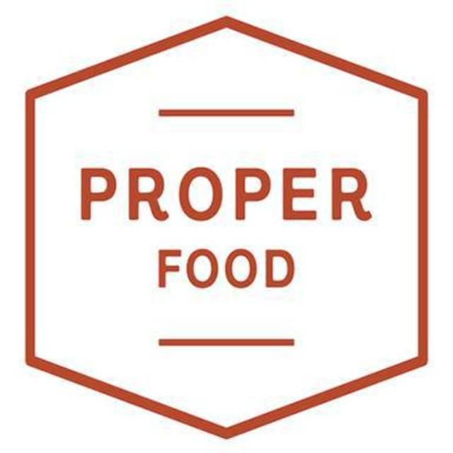 Proper Food, San Francisco, CA logo