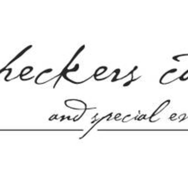 Checkers Catering, Livermore, CA logo