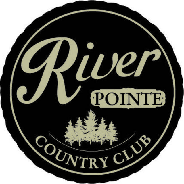 River Pointe Country Club, Hobart, IN logo