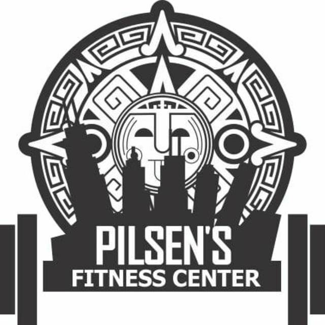 Pilsen's Fitness Center, Chicago, IL logo