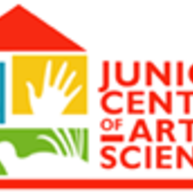 The Junior Center of Art and Science, Oakland, CA logo