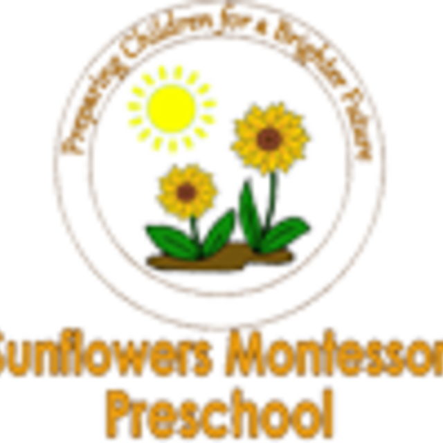 Sunflowers Montessori Preschool, San Jose, CA logo