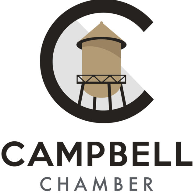 Campbell Chamber of Commerce, Campbell, CA logo