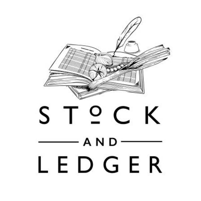 Stock and Ledger, Chicago, IL logo