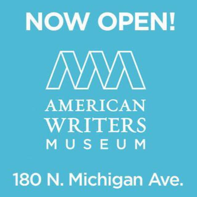American Writers Museum, Chicago, IL logo