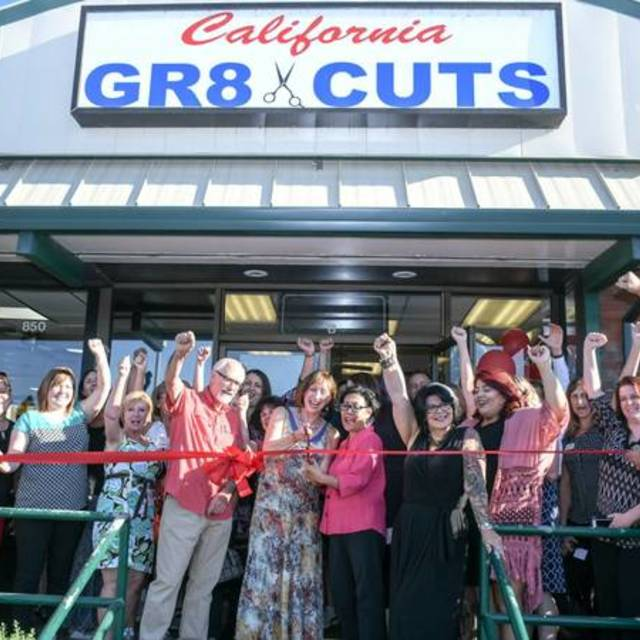 California Gr8 Cuts, Yuba City, CA logo