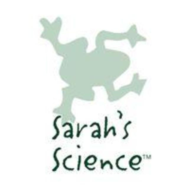 Sarah's Science, Castro Valley, CA logo