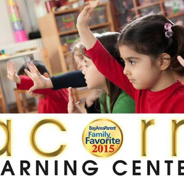 Acorn Learning center, San Ramon, CA logo