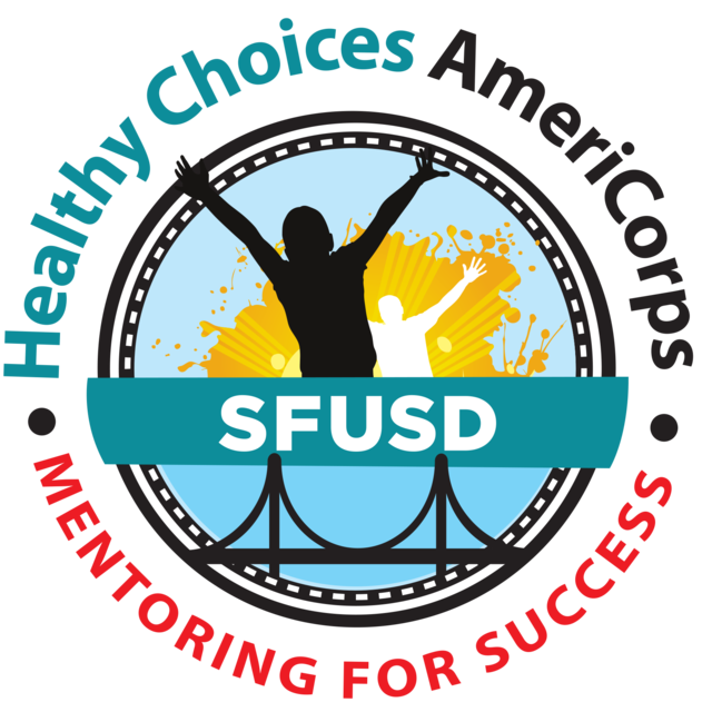 SFUSD Healthy Choices AmeriCorps, San Francisco, CA logo