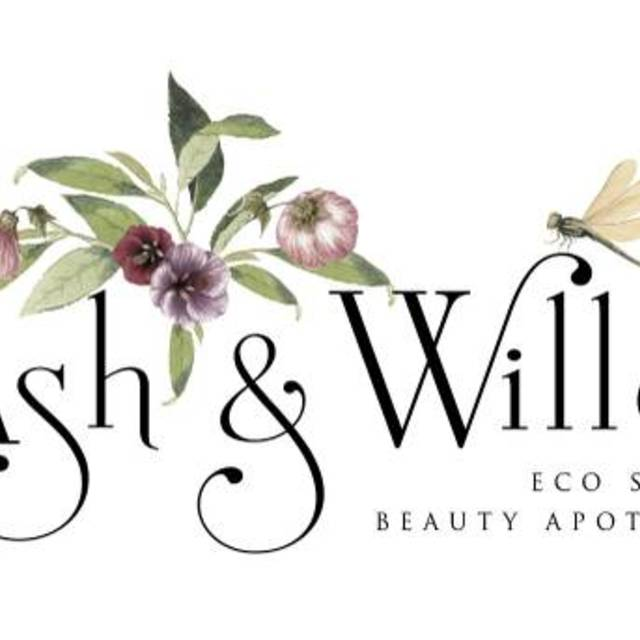 Ash & Willow Eco Salon, Park Ridge, IL logo