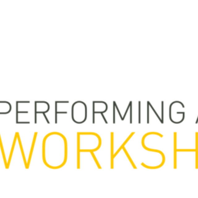 Performing Arts Workshop, San Francisco, CA logo