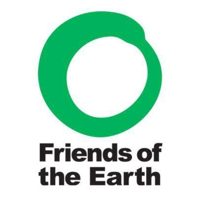 Friends of the Earth, Berkeley, CA logo