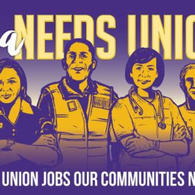 Service Employees International Union - SEIU, Oakland, CA logo