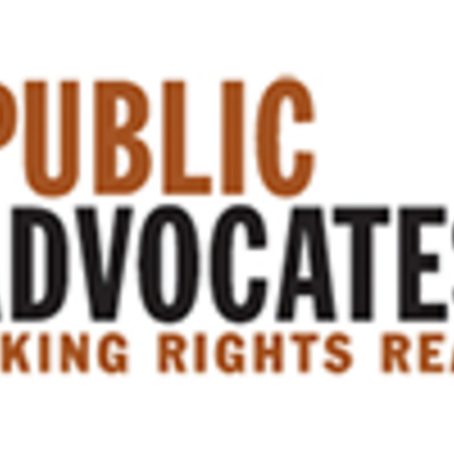 Public Advocates Inc., San Francisco, CA logo
