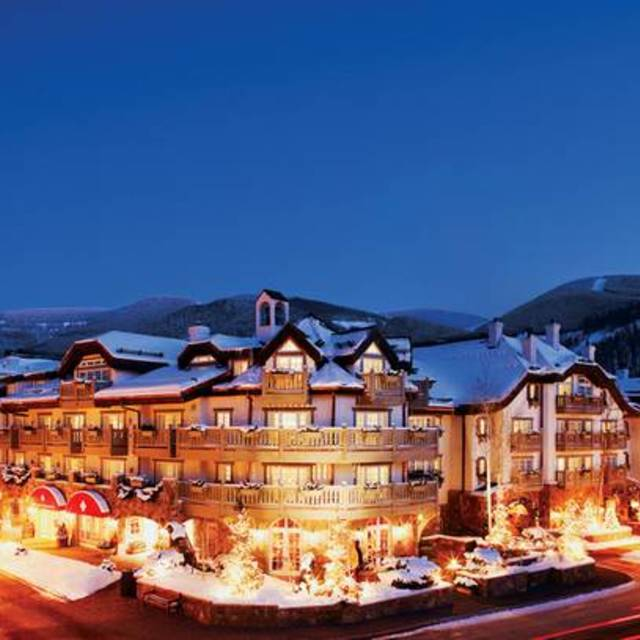 the Sonnenalp Hotel, Vail, CO - Localwise business profile picture